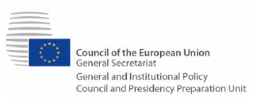 Logo Council of the European Union, Genral Secretariat